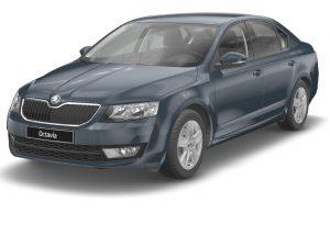 Wypożyczalnia samochodów Dąbrowa Górnicza – Skoda Octavia