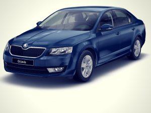 Wypożyczalnia samochodów Zabrze – Skoda